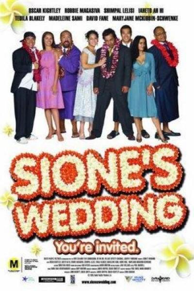 Caratula, cartel, poster o portada de La boda de Sione