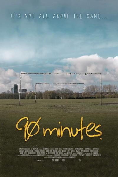 Caratula, cartel, poster o portada de 90 Minutes