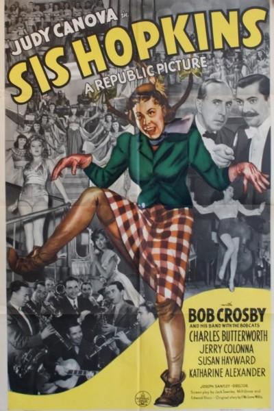 Caratula, cartel, poster o portada de Sis Hopkins