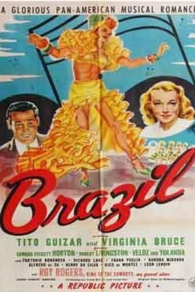 Caratula, cartel, poster o portada de Brazil