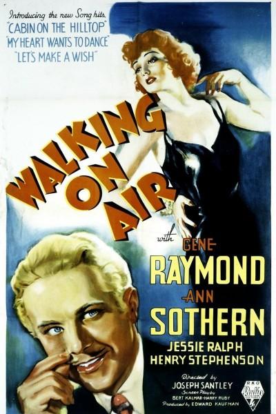 Caratula, cartel, poster o portada de Walking on Air