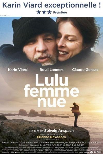 Caratula, cartel, poster o portada de Lulu, mujer desnuda