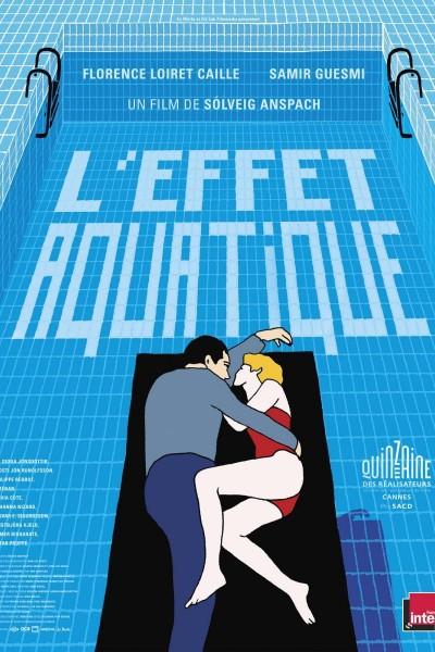 Caratula, cartel, poster o portada de L\'effet aquatique