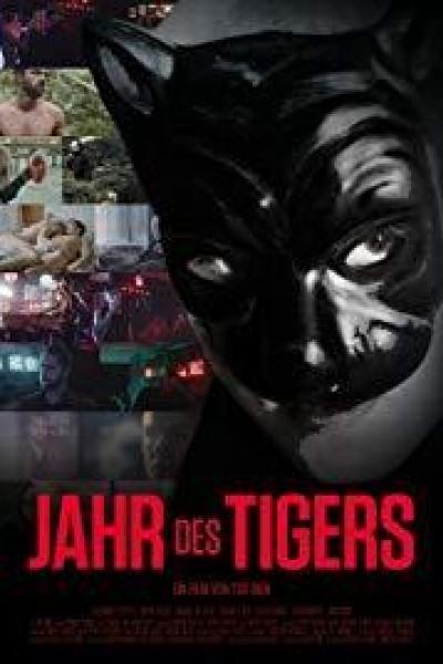 Caratula, cartel, poster o portada de Jahr des Tigers