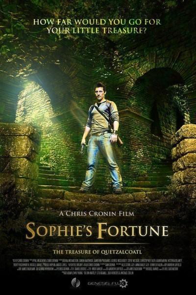Caratula, cartel, poster o portada de Sophie\'s Fortune: The Treasure of Quetzalcoatl