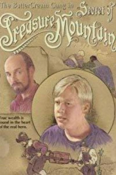 Caratula, cartel, poster o portada de The ButterCream Gang in Secret of Treasure Mountain