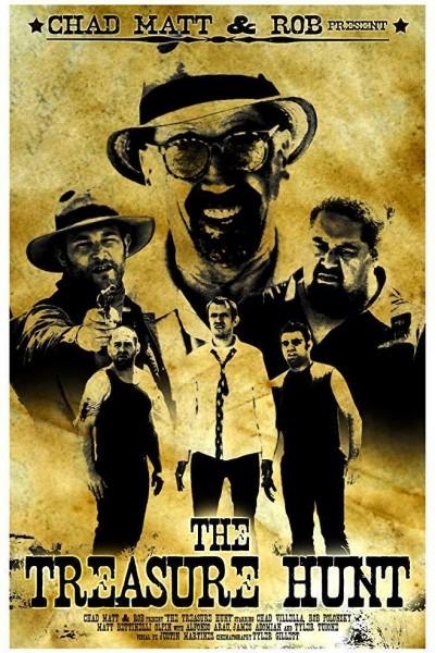 Caratula, cartel, poster o portada de The Treasure Hunt: A Chad, Matt & Rob Interactive Adventure