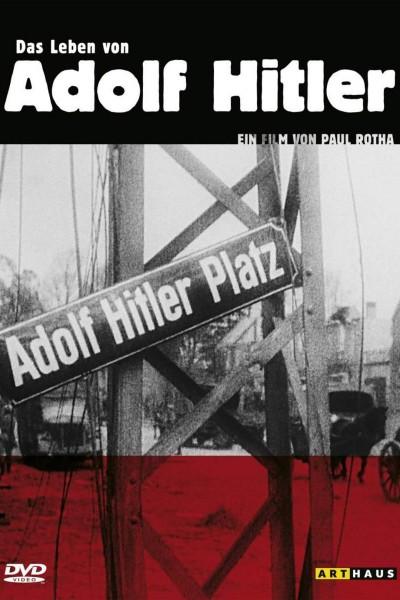 Caratula, cartel, poster o portada de Los crímenes de Adolfo Hitler