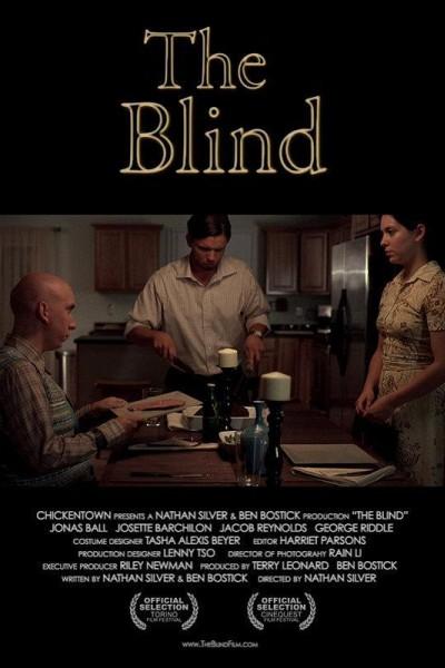 Caratula, cartel, poster o portada de The Blind