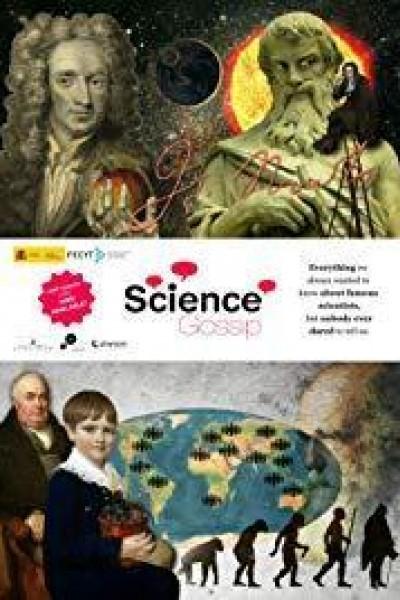 Caratula, cartel, poster o portada de Science Gossip