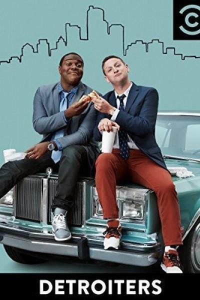 Caratula, cartel, poster o portada de Detroiters