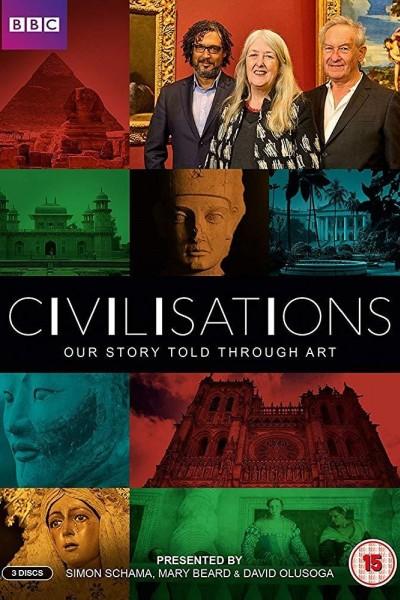 Caratula, cartel, poster o portada de Civilisations