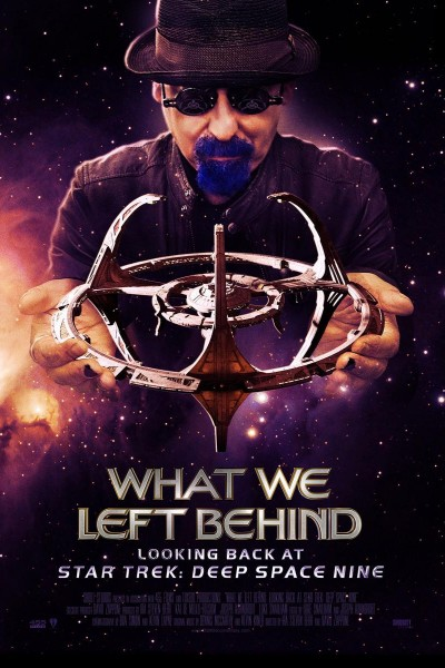 Caratula, cartel, poster o portada de What We Left Behind: Looking Back at Deep Space Nine