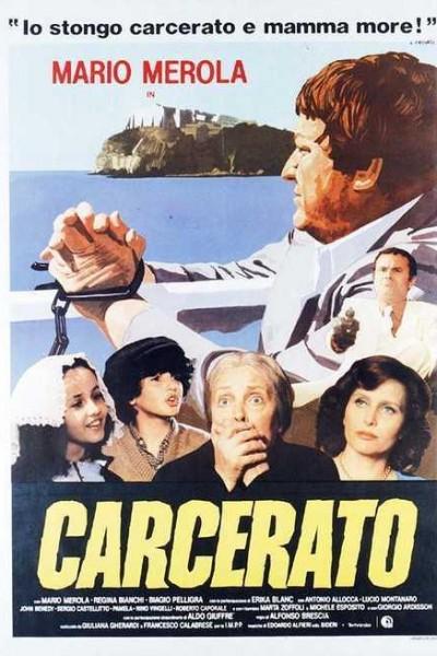 Caratula, cartel, poster o portada de Carcerato