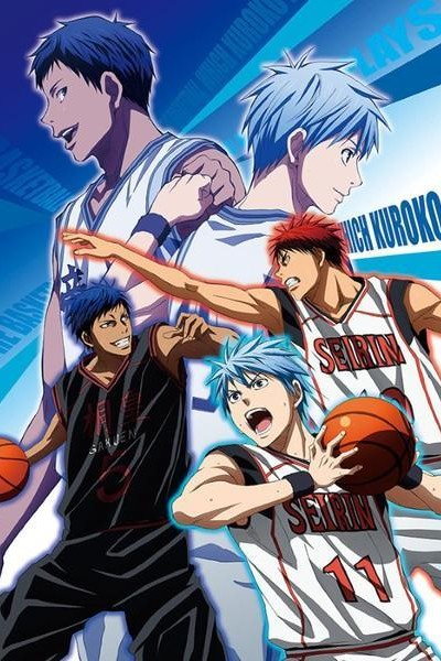 Caratula, cartel, poster o portada de Kuroko\'s Basketball, Winter Cup Highlights: Shadow and Light