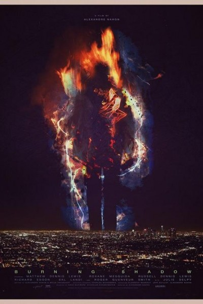 Caratula, cartel, poster o portada de Burning Shadow