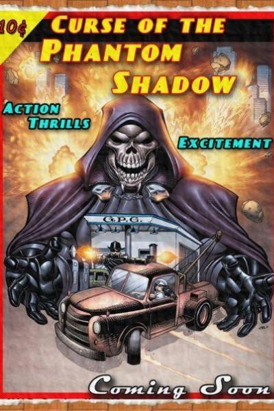 Caratula, cartel, poster o portada de Curse of the Phantom Shadow