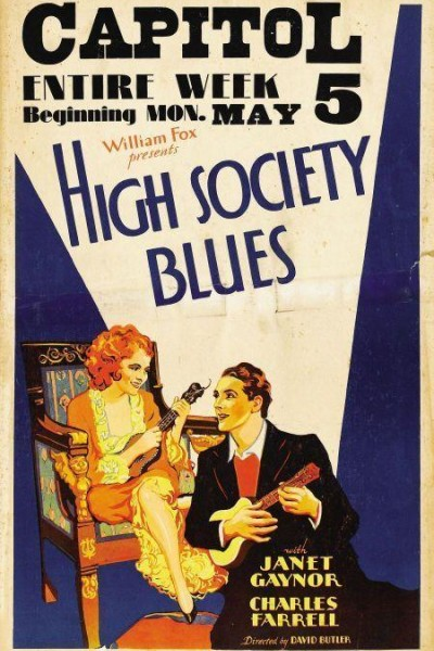 Caratula, cartel, poster o portada de High Society Blues
