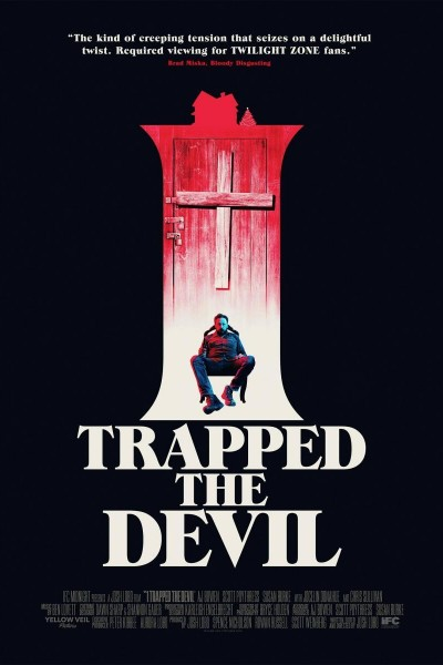 Caratula, cartel, poster o portada de I Trapped the Devil