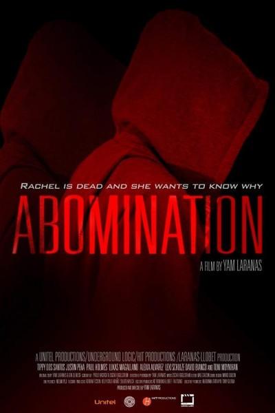 Caratula, cartel, poster o portada de Abomination