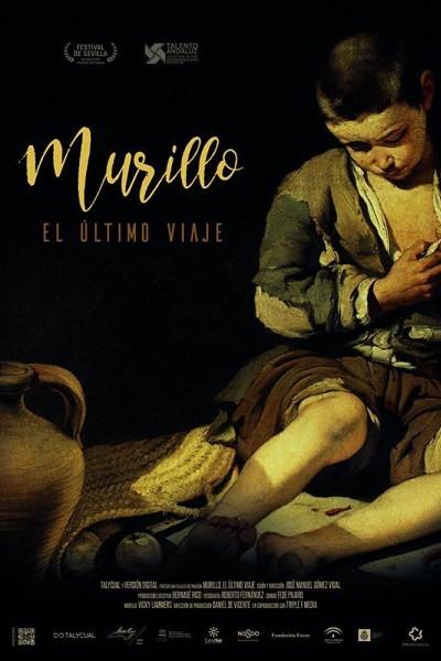 Caratula, cartel, poster o portada de Murillo, el último viaje