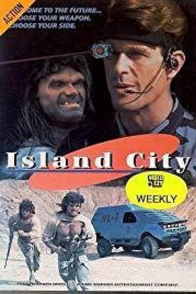Caratula, cartel, poster o portada de Island City