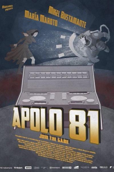 Caratula, cartel, poster o portada de Apolo 81