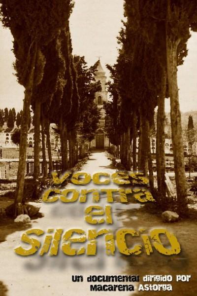 Caratula, cartel, poster o portada de Voces contra el silencio