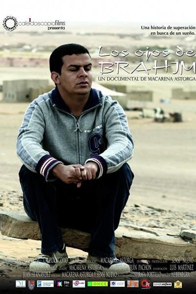 Caratula, cartel, poster o portada de Los ojos de Brahim