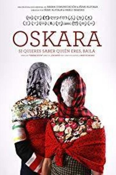 Caratula, cartel, poster o portada de Oskara