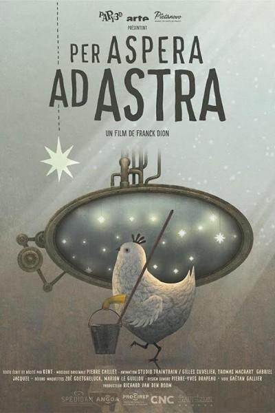 Caratula, cartel, poster o portada de Per Aspera Ad Astra