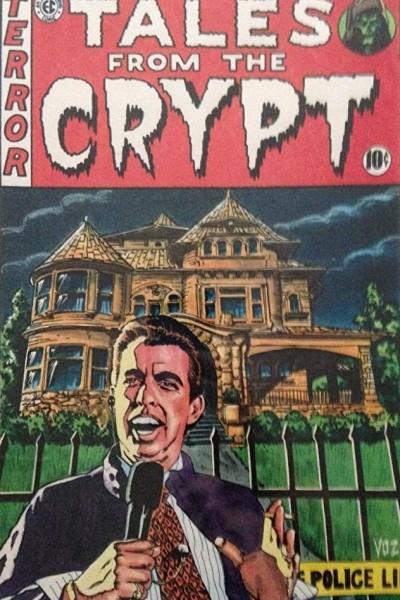 Caratula, cartel, poster o portada de Historias de la cripta: Terror televisivo