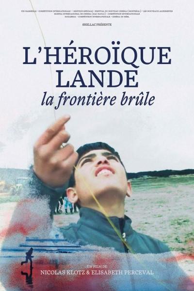 Caratula, cartel, poster o portada de L\'héroïque lande, la frontière brûle