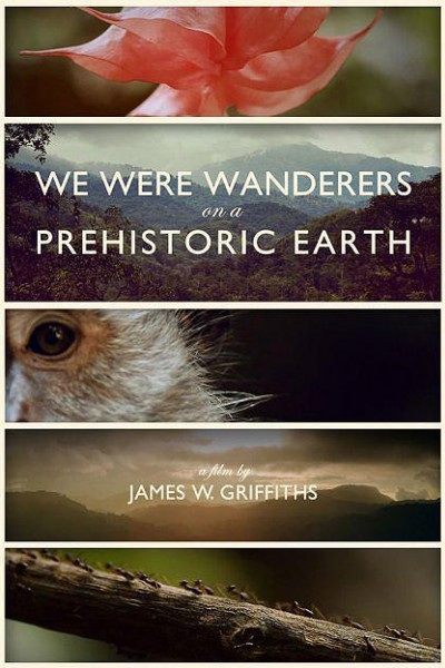 Caratula, cartel, poster o portada de We Were Wanderers on a Prehistoric Earth