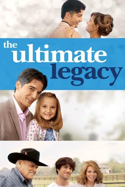 Caratula, cartel, poster o portada de The Ultimate Legacy