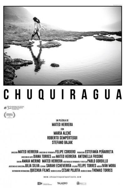 Caratula, cartel, poster o portada de Chuquiragua
