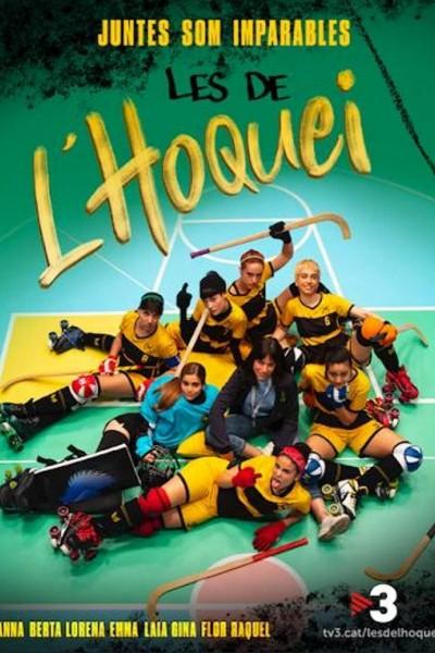 Caratula, cartel, poster o portada de Las del hockey