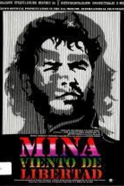 Caratula, cartel, poster o portada de Mina, viento de libertad