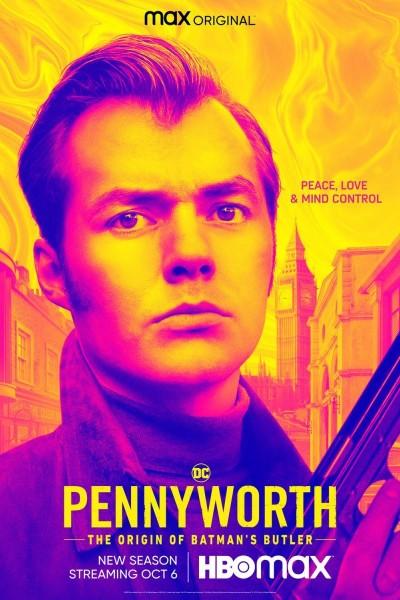 Caratula, cartel, poster o portada de Pennyworth
