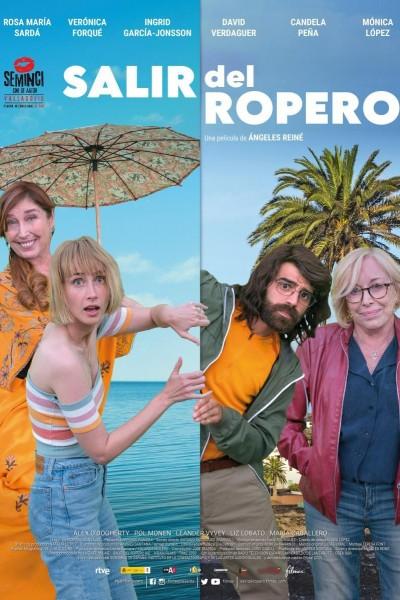 Caratula, cartel, poster o portada de Salir del ropero