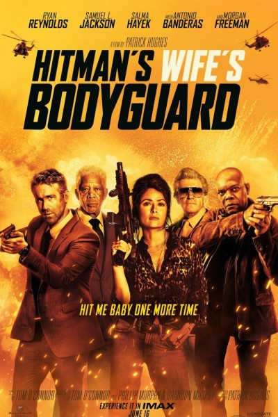 Caratula, cartel, poster o portada de El otro guardaespaldas 2