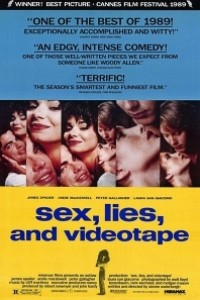 Caratula, cartel, poster o portada de Sexo, mentiras y cintas de video