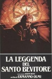 Caratula, cartel, poster o portada de La leyenda del santo bebedor