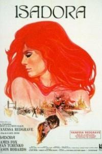 Caratula, cartel, poster o portada de Isadora