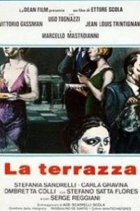 Caratula, cartel, poster o portada de La terraza