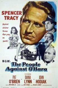 Caratula, cartel, poster o portada de El caso O\'Hara