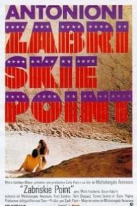 Caratula, cartel, poster o portada de Zabriskie Point