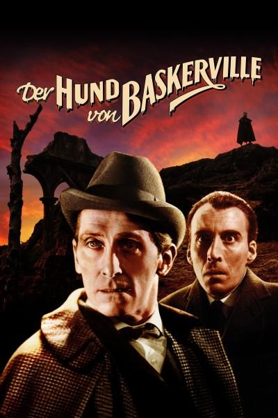 Caratula, cartel, poster o portada de El perro de Baskerville