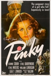 Caratula, cartel, poster o portada de Pinky