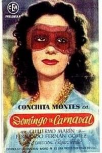 Caratula, cartel, poster o portada de Domingo de carnaval